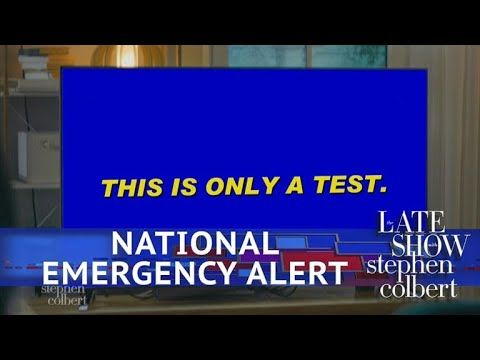 Trump S National Emergency Broadcasting System Youtube Battles Band Online Streaming Funny Moments