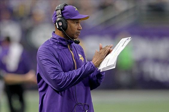 YES !!! Finally, Leslie Frazier YOU'RE FIRED   loved you as a player, but you killed my Vikings as a Coach...