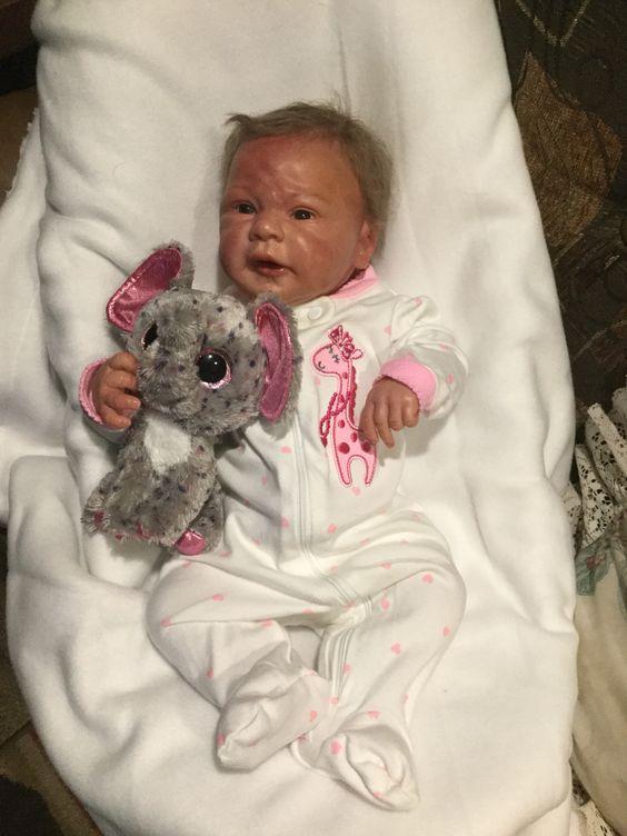 Emileigh Savannah reborn
