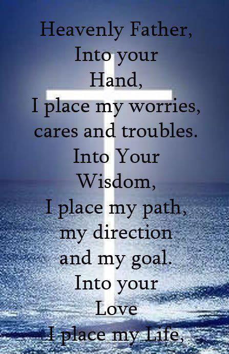 Prayer.....