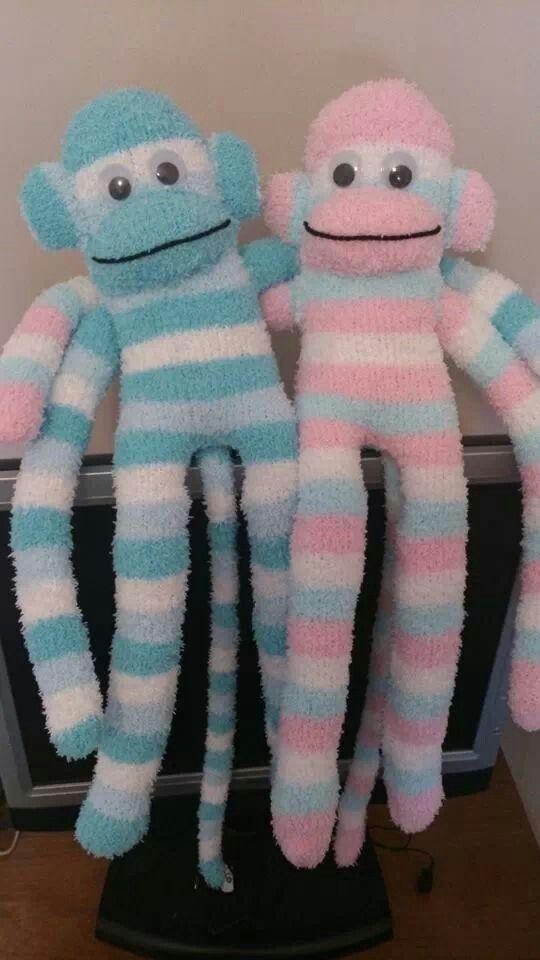 Mu ecos hechos con calcetines de coralina d - Hacer munecos con calcetines ...