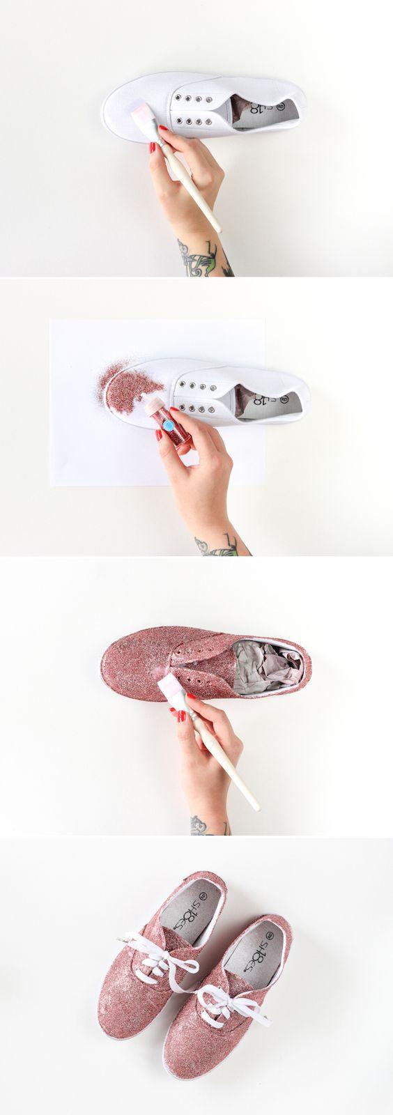 7fd3fdd034eb4aa278220fcdf670dbb7 - 5 leuke manieren om je sneakers (of turnpantoffels) te pimpen