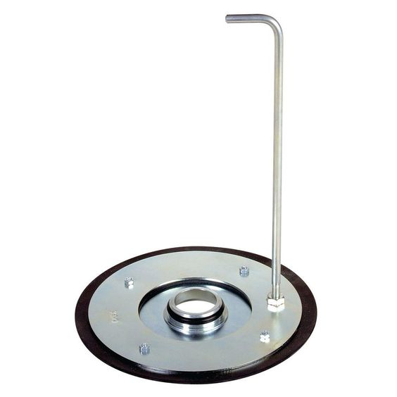 2 Gal. Follower Plate for Straight or Tapered Pails