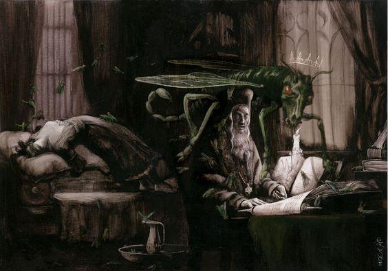 Belcebú (Baal) – El Señor de Las Moscas 7fd40d82ae9a3e00db5ad457424bac11