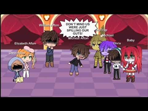 Fnaf Singing Battle Past Vs Future Afton Family Youtube In 2020 Afton Fnaf Cute Disney Drawings
