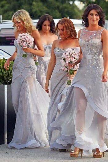 Graceful Plus Size Party Dress Latest Women Fashion Vestido de fiesta gordita