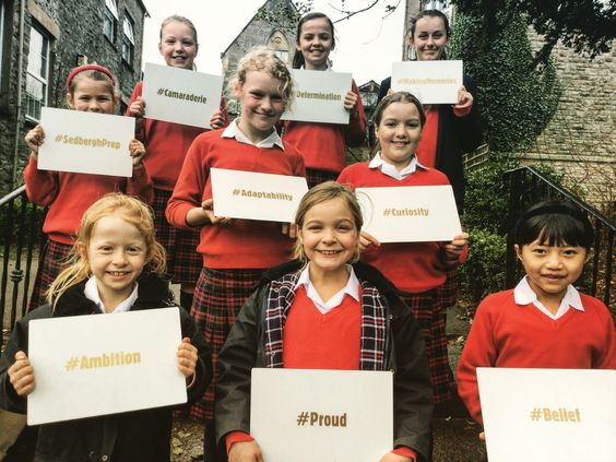 Gender stereotypes are defined in a child's mind between the ages of 5 and 7 – not the case at Sedbergh Prep! Superb Video with such an important message! #IndependentWomen #Equaility #Ambition #RedrawTheBalance http://www.inspiringthefuture.org/redraw-the-balance/