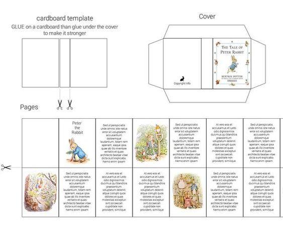 Miniature Printable Books For Dollhouse 1 12 Downloadable Etsy In 2020 Mini Books Printable Books Doll House