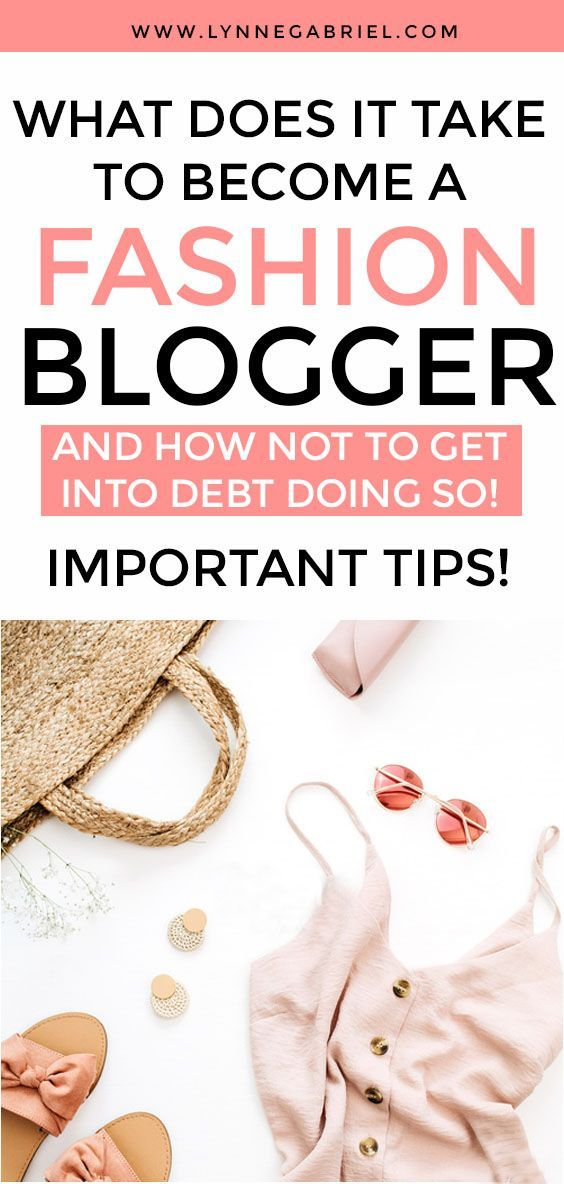 How To Earn Money As A Fashion Blogger
