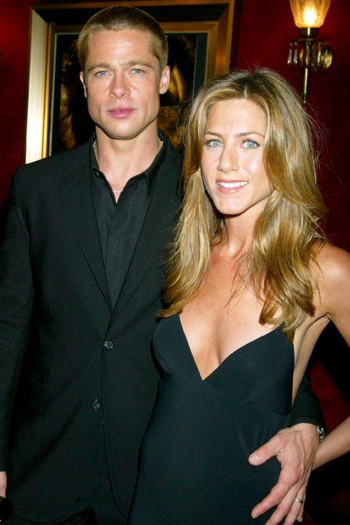 Jennifer Aniston Brad Pitt Sind Sie Ein Paar Brad Pitt Jennifer Aniston Jennifer Aniston Style Brad Pitt
