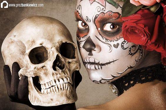 skull with skull