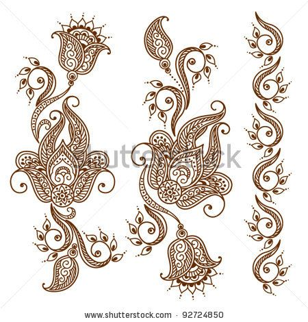 henna abstract tattoos and abstract on pinterest. Black Bedroom Furniture Sets. Home Design Ideas
