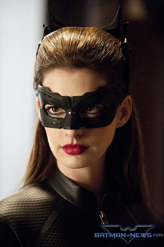 Anne Hathaway was awesome as Catwoman!