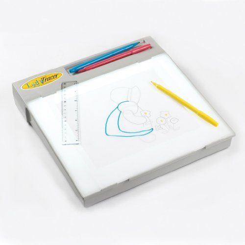 Artograph Lighttracer Light Box 10 In By 12 In With Images Light Box Gifts For An Artist Light