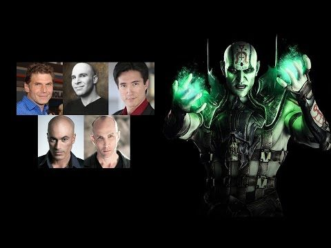 Comparing The Voices - Quan Chi