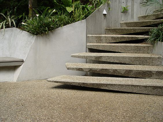 Wow an incredible stair detail designer and contractor for Exterior stone stairs design