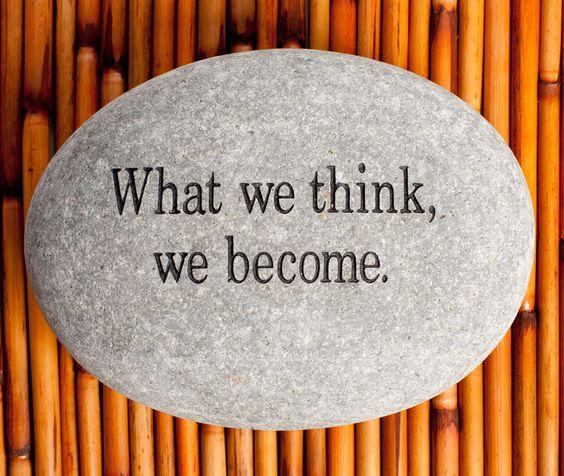What We Think, We Become Spirit Stone - SPIRIT STONES