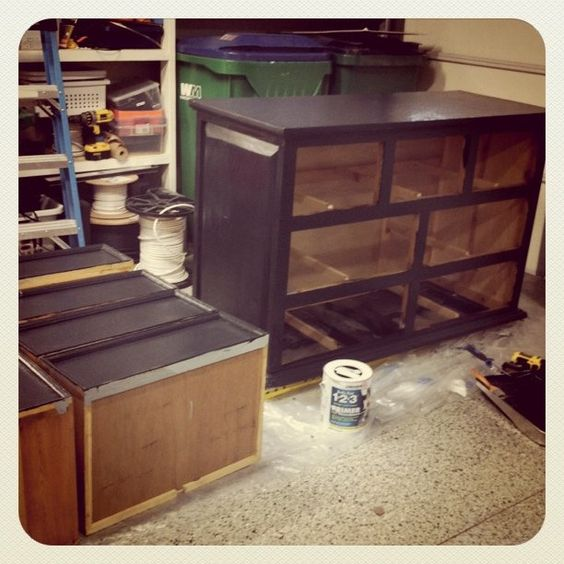 Painting Knotty Pine Cabinets: Painting Knotty Pine Furniture.