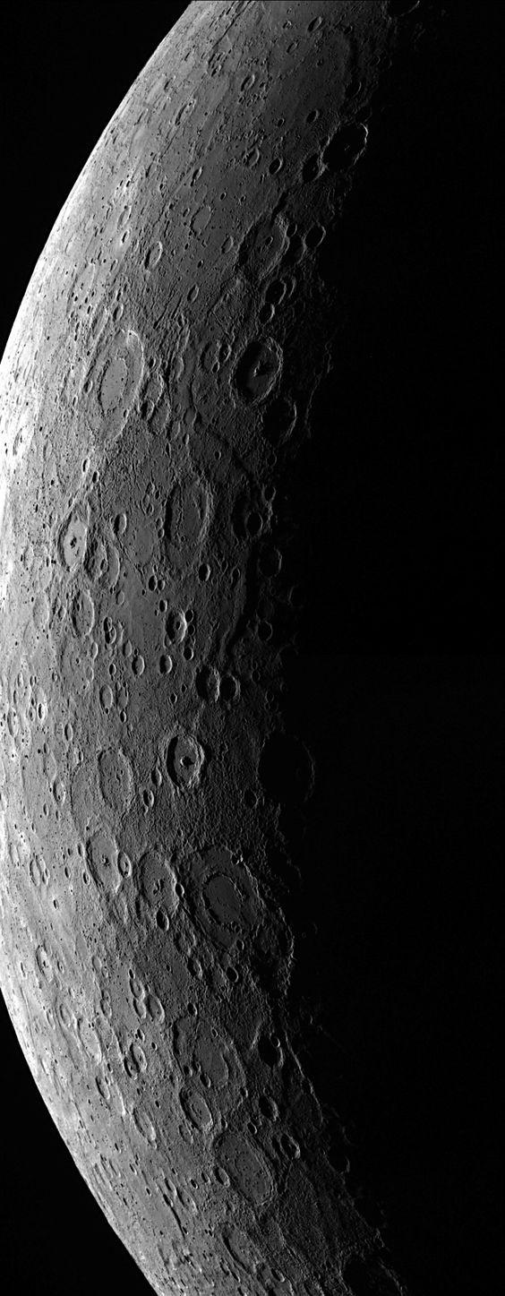 O Limbo Sul de Mercúrio