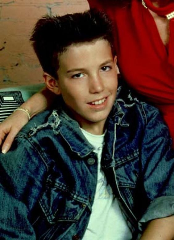 Ben Affleck - Before they were famous - goodtoknow