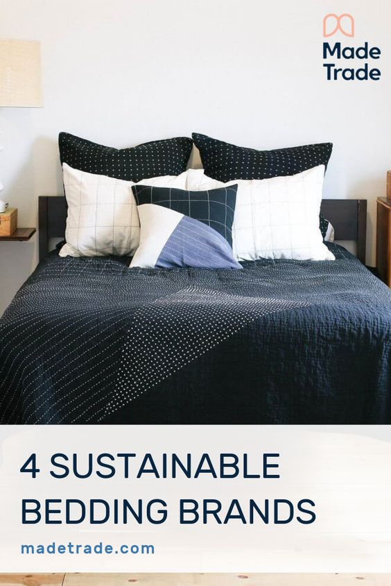 Earth Duvet Cover in Organic Cotton