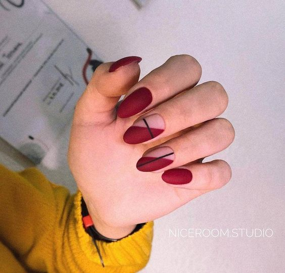 Nails - a great line up of nail examples. The informative article posted on this fun day20191002 #prettypinknailspastel