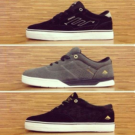 HEY QUEBEC! Check out @universeboardshop just got all new @emerica shoes in! #emerica #higherquality