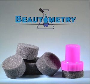 Beautometry Sponge Gradient Set- Black