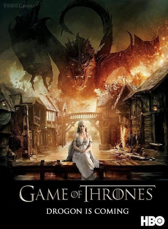Drogon is Coming pic.twitter.com/Di1QnvoDof | Game of ...