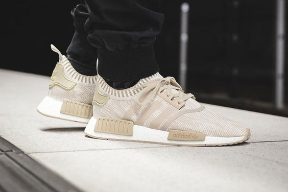 On-Feet Looks of the adidas NMD R1 Boost Runner