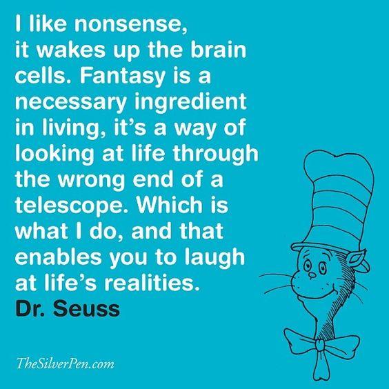Dr Seuss Motivational Quotes: When It Comes To Life Lessons, Dr Seuss Always Low Best