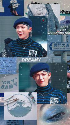Ateez Wallpaper Tumblr In 2019 Kpop Backgrounds Kpop