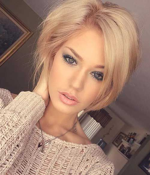 Peachy Bobs Girls And Short Hairstyles On Pinterest Short Hairstyles Gunalazisus