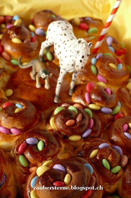 Pippi Langstrumpf Kuchen, kleine Onkel Kuchen