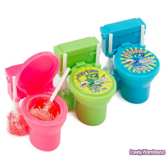 Boogers containers