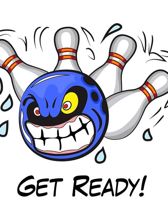 Bowling Cartoon Images : bowling, cartoon, images, Angry, Bowling, Bowling,, Pins,, Shirts
