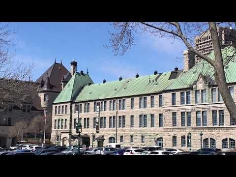 Plains Of Abraham Museum In Quebec City Youtube Plains Of
