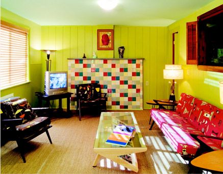 Kate from the B-52's has a rental property in Mount Tremper, NY near Woodstock in the Catskill Mountains