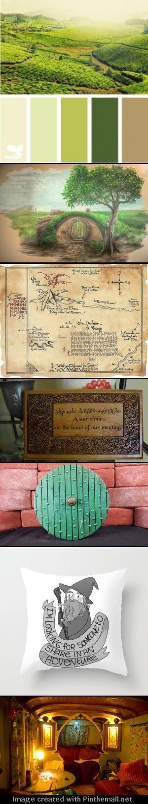 Pinterest the world s catalog of ideas for Hobbit themed bedroom