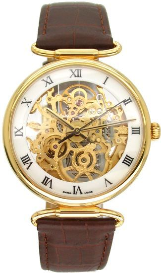 Blancpain skeleton watch.