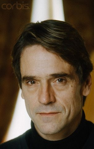 English Actor Jeremy Irons 3 dicembre 1997