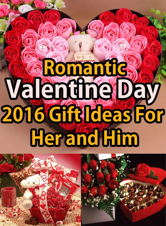 romantic valentine day 2016 gift ideas for her and him