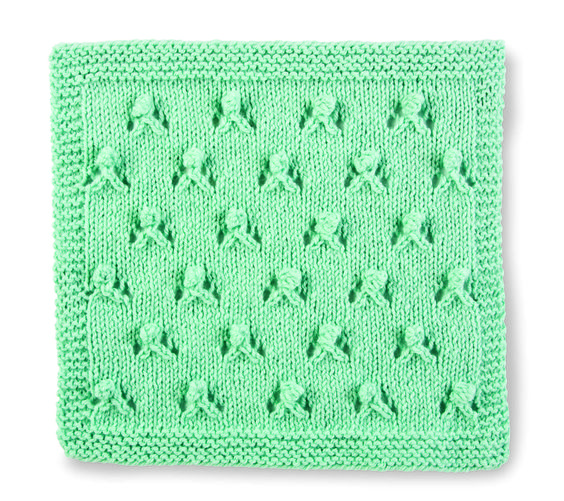 Creative Knitting Free Patterns : Free Creative Knitting Build-a-Block Series: Knitted Stitch Block #4 of 5 Del...