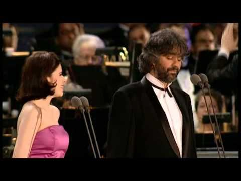Andrea Bocelli - O Soave Fanciulla (With Ana Maria Martinez)