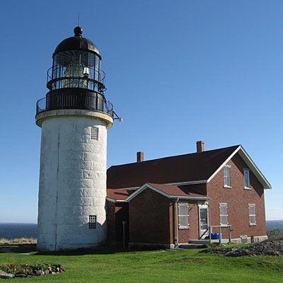 Singaw Light House Maine