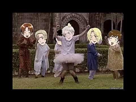 "Hetalia: Prussia ""Centuries"" ~ Music Video! (Gif Style) - YouTube"