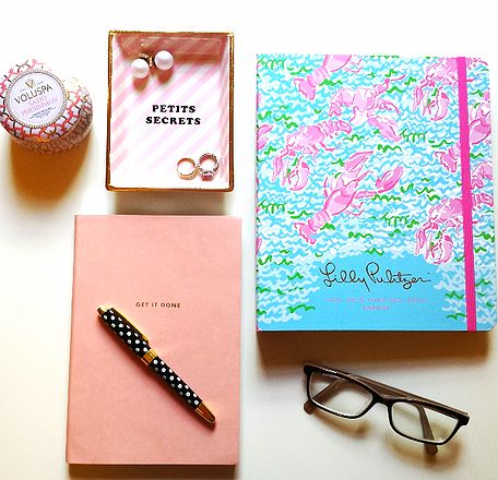 Stationary - organization tips and decorations