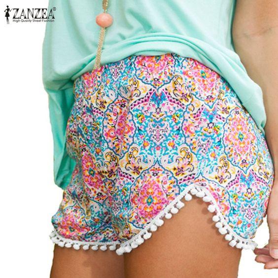 pantalones cortos de mujer de moda 2016 - Buscar con Google