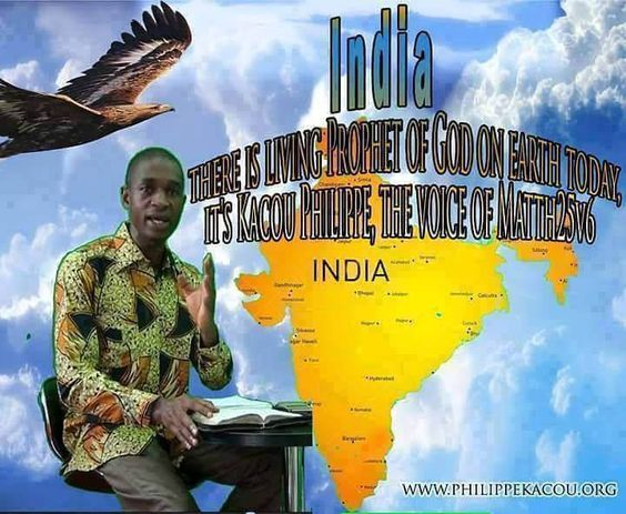 """http://goo.gl/WvqAz2 Kacou Philippe the first and greatest prophet of the 21st Century(http://ift.tt/1j8sBij): """"And in connection with that I said that if a prophet or a man of God predicts 100 things and 99 of these things perfectly come true and only:: ift.tt/1OPJSr8 http://flic.kr/p/C5Tonb - http://ift.tt/1HQJd81"""