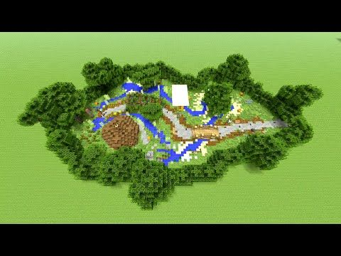 Minecraft Garden Decoration Ideas Perfect Location For Your